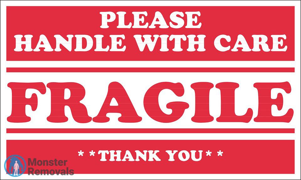 Fragile sign